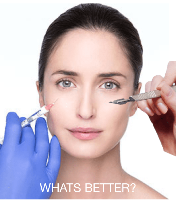 Non Surgical Cosmetic Reconstruction In London