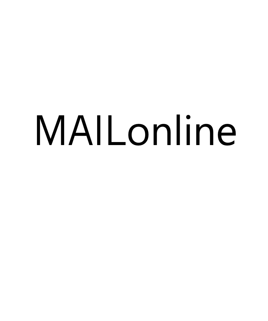Daily Mail for 23MD