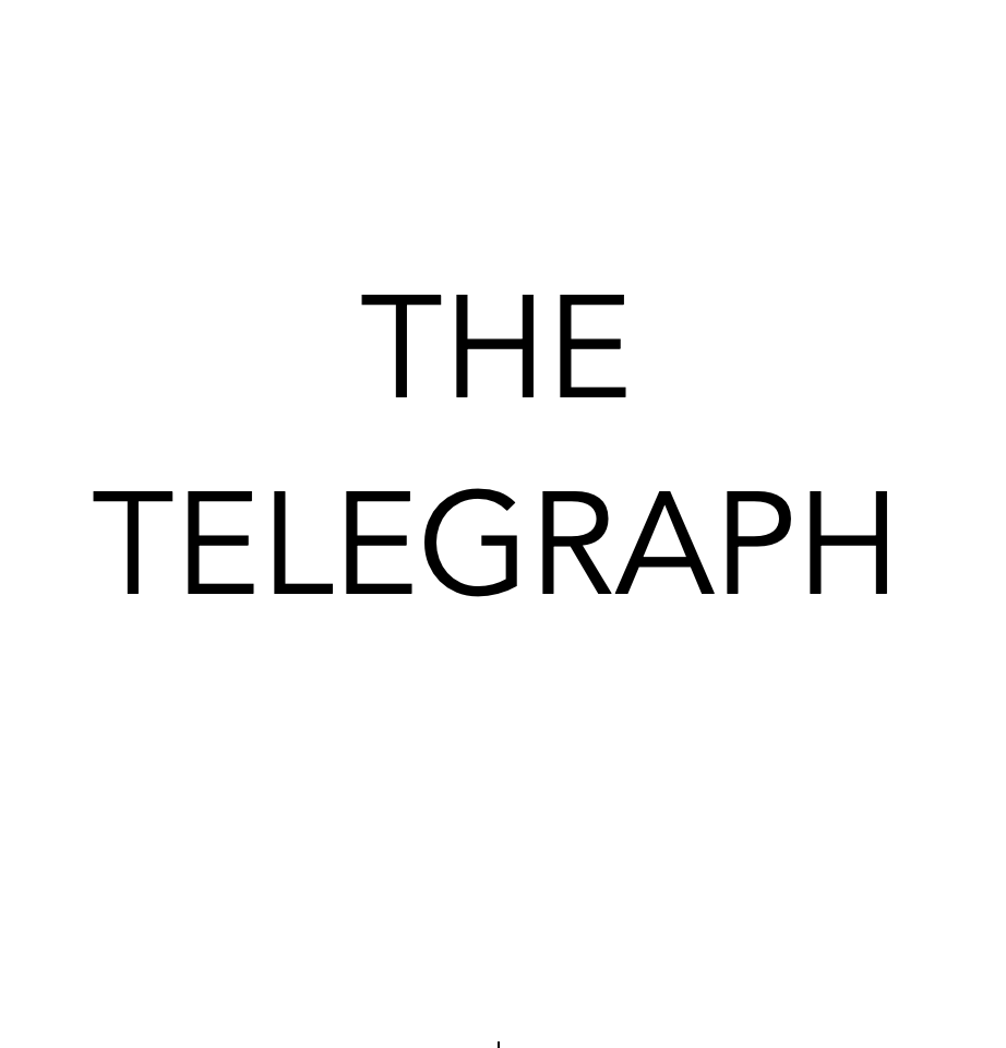 The Telegraph for 23MD