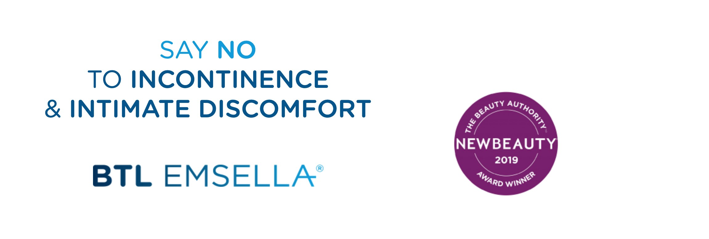 BTL Emsella for incontinence