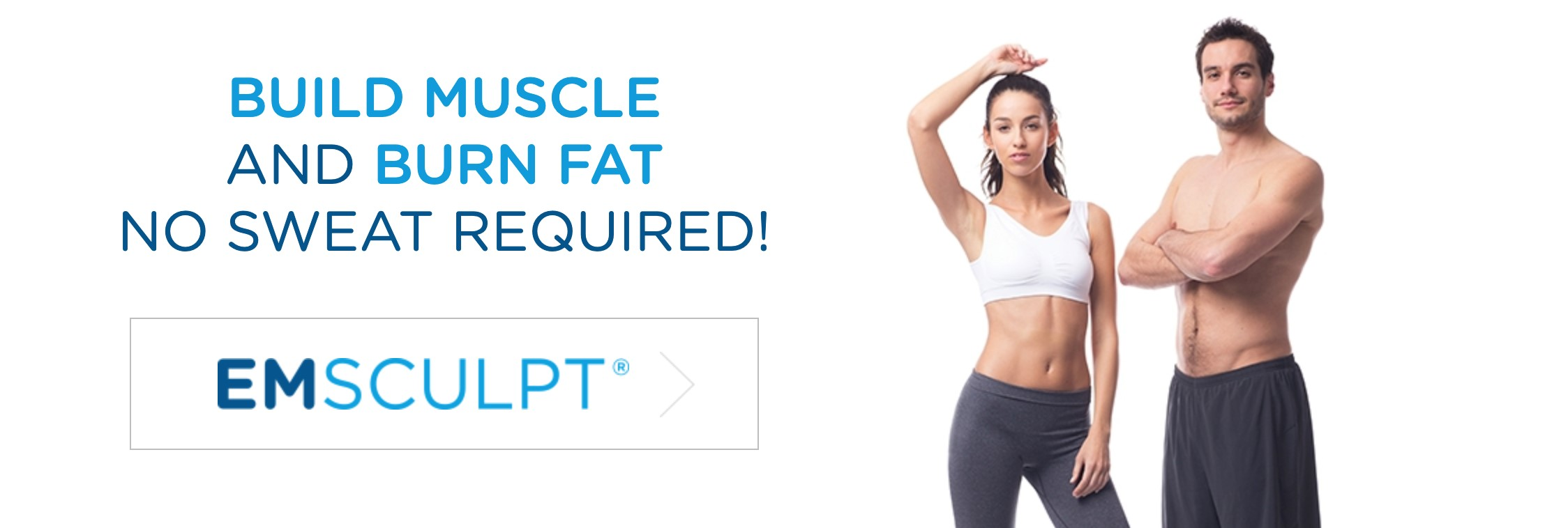 BTL EMSCULPT® to build muscle and burn fat