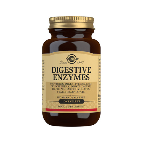 Digestive Enzymes image